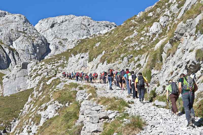 Rutas por Picos de Europa: ruta cocido Remoña 2014