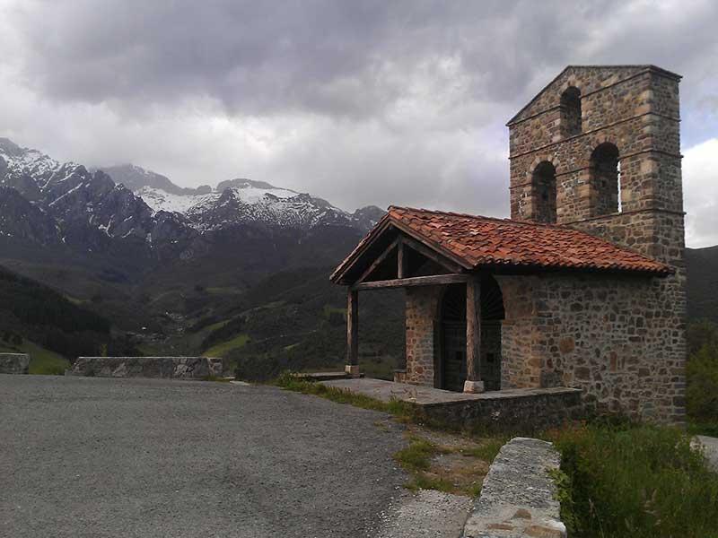 Ruta ermitas Santo Toribio de Liébana
