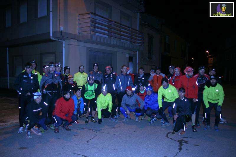 La Trotabuhos Trail-Running llega a Espinama