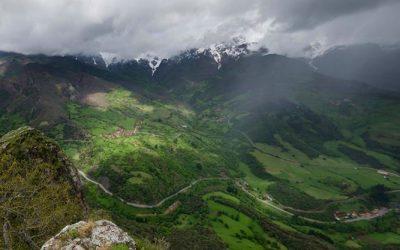 Rutas en Liébana: ruta Monte Subiedes
