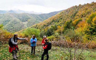 Rutas en Liébana: ruta Milebaños y Calejo