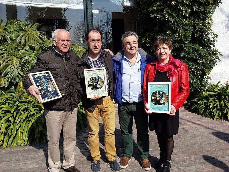 Liebana bien representada en los premios Ruta Pucheros Cantabria 2016