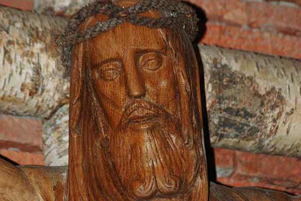 Cristo-de-Otero-en-Espinama-escultura