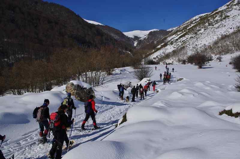 Raquetada Picos de Europa-Liebana