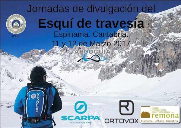 Turismo Rural Remoña acogerá unas jornadas de Divulgación del Esquí de Travesía