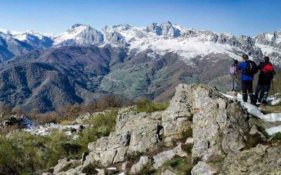 Rutas en Liébana: ruta Pico Jano