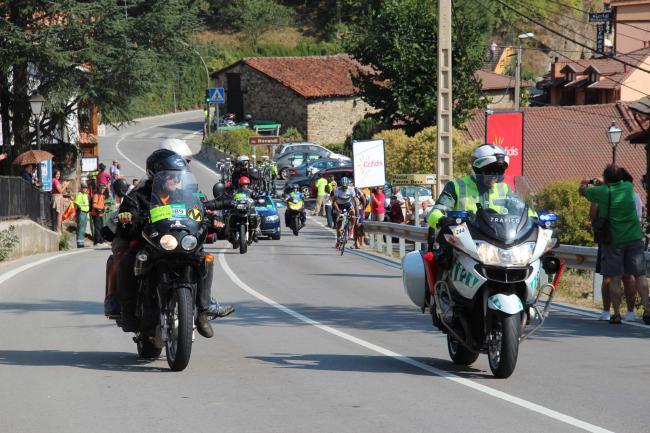 Contador vuelve a Liébana para reventar la Vuelta