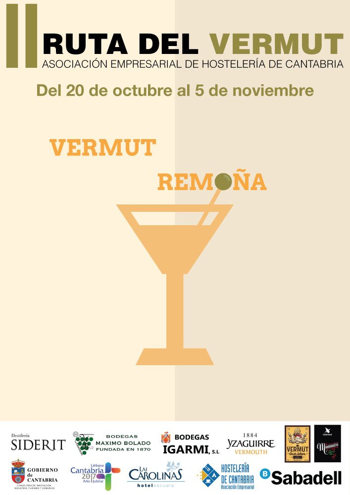 Mejor vermut de Cantabria