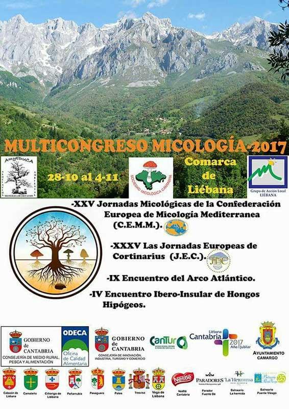 Congreso Micología 2017