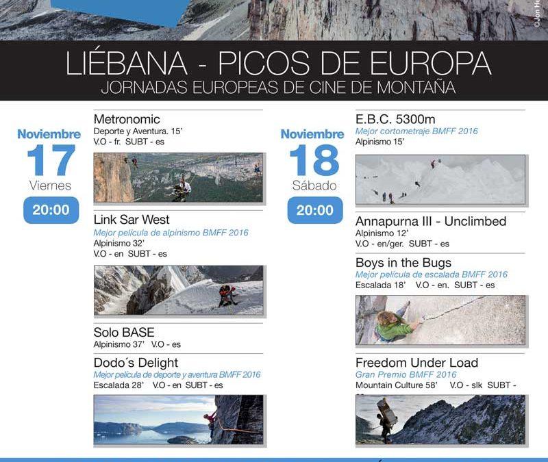Jornadas Europeas de Cine de Montaña en Liébana