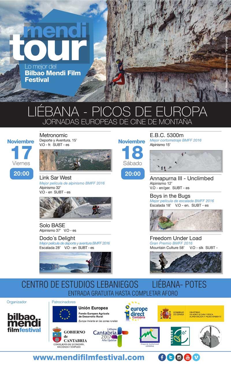 Jornadas Europeas de Cine de Montaña