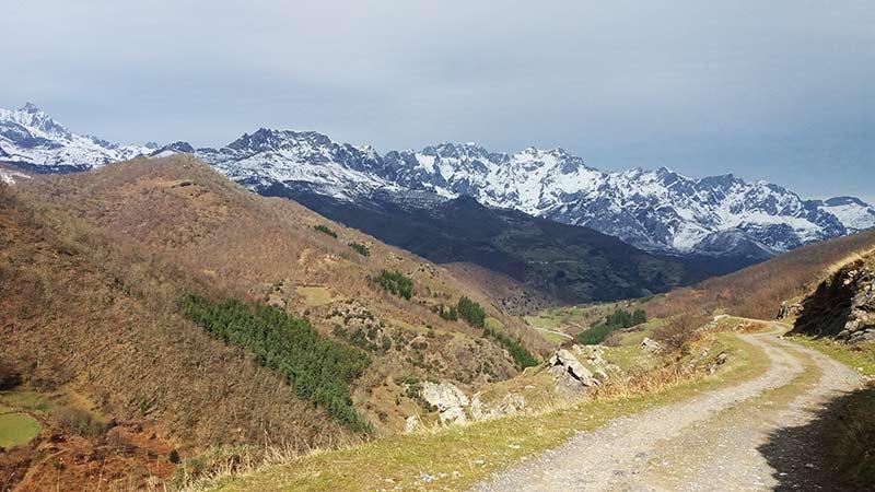Ruta Pontón de la Maderá