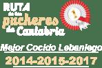 Mejor cocido lebaniego 2014-2015-2017