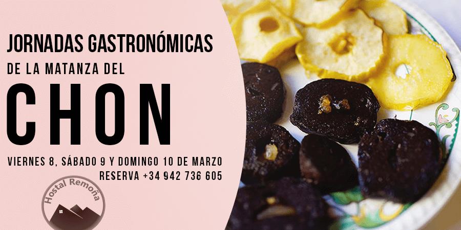 🐷 Jornadas Gastronómicas  Matanza del Chon en Liebana, Cantabria.