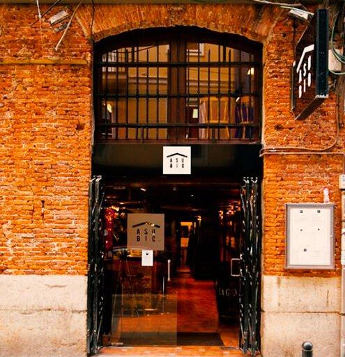 Exterior del Restaurante Asubio Gastrobar