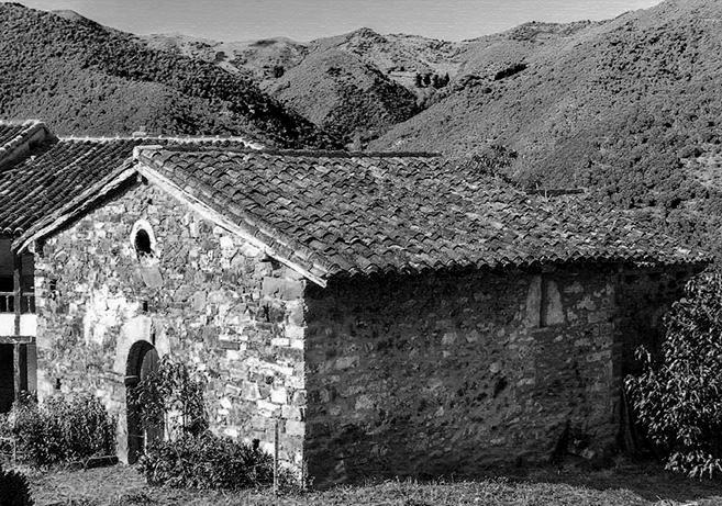 Ermita de San Juan de la Caseria Liebana