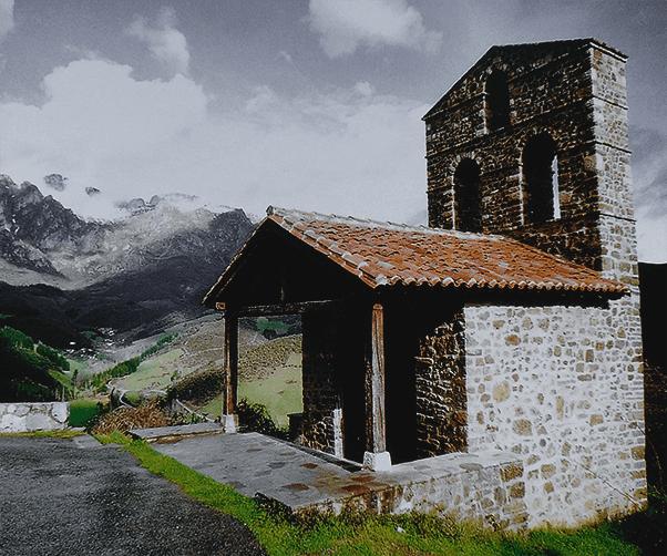 Ermita de San Miguel Liebana