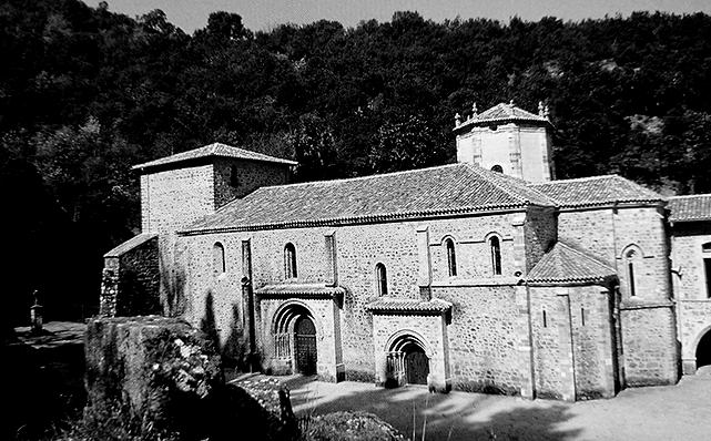 Monasterio Santo Toribio de Liebana c
