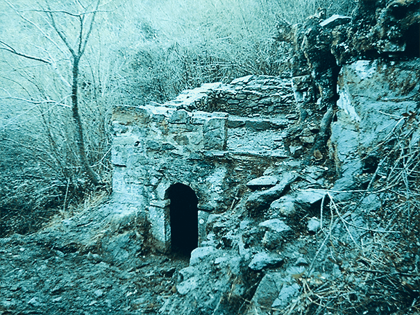 cueva santa de Santo Toribio de Liebana