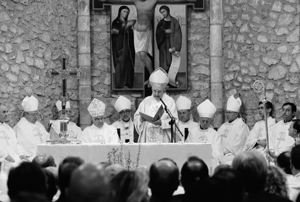 misa ano jubilar lebaniego