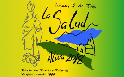 Fiesta de la Virgen de la Salud en Áliva
