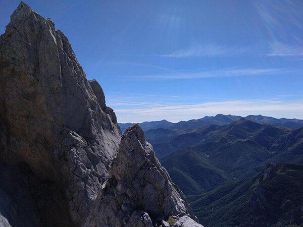 Ruta Peña Remoña mejores rutas en picos de europa