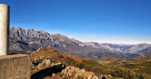 Ruta Pico Jano y los pueblos del valle de Cereceda mejores rutas en picos de europa