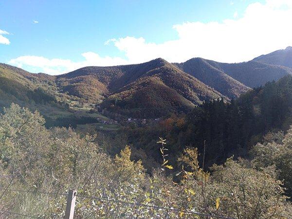 RutaPueblos de la Sierra Beleña mejores rutas en picos de europa