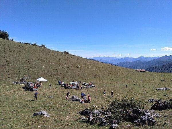 Ruta del Cocido Lebaniego Pena Remona mejores rutas en picos de europa