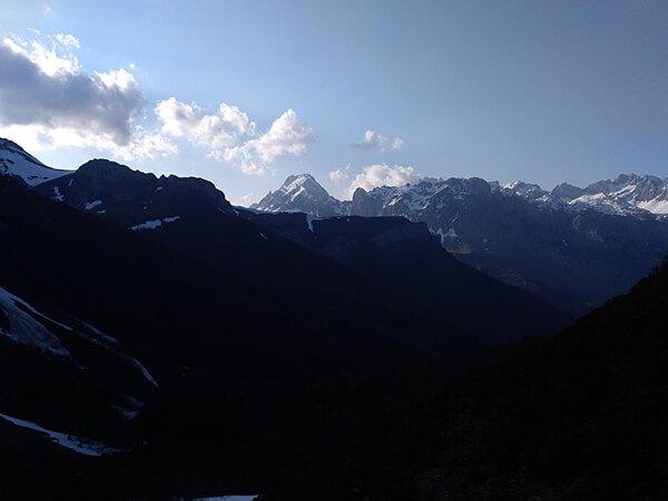 Ruta del Puente de Pontesque mejores rutas en picos de europa