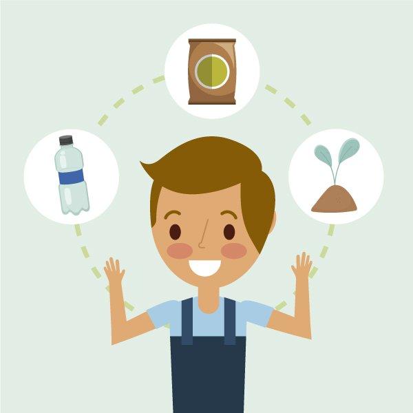 planes-con-niños-en-vacacinoes---taller-jardineria-reciclaje---hostal-remoña
