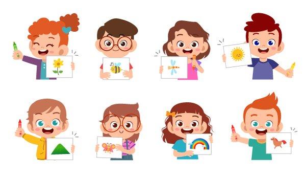 planes-con-niños-en-vacacinoes---taller-pintura---hostal-remoña