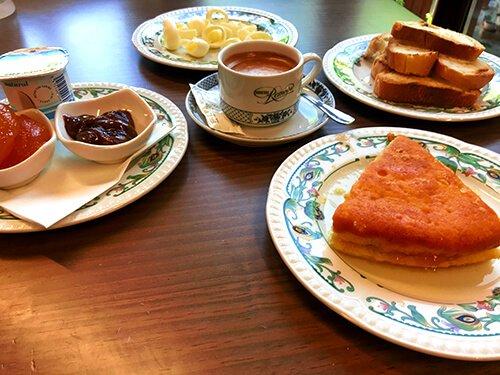 desayuno - especial covid - hostal remona