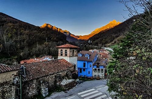 Hostal Remoña en el Parque Nacional de los Picos de Europa