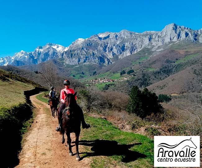 rutas a caballo Parque Nacional de los Picos de Europa