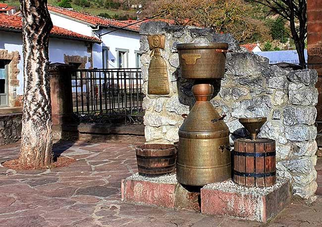Alquitara de Potes - Capital del Orujo